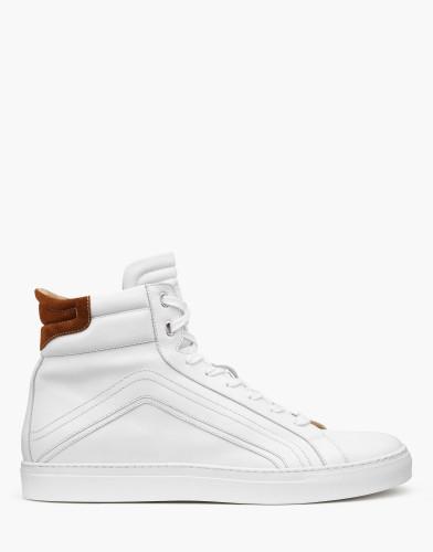 Belstaff AW17 - Ampton Sneakers - £325 E350 $425 - White - 77800215l81a056310000.jpg