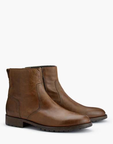 Belstaff AW17 - Atwell Boots - £395 E495 $595 - Cognac -  77800218l81a027370002_ALT1.jpg