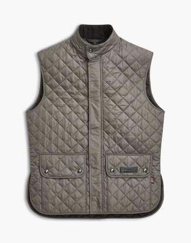 Belstaff Waistcoat Quilted - £195 €225 $295 - Winward Grey - 71080002c50r019290098.jpg
