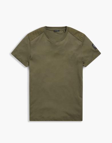 Belstaff - Tattenham T-Shirt - £85 €95 $115 -Military Green - 71140190j61f006720028.jpg