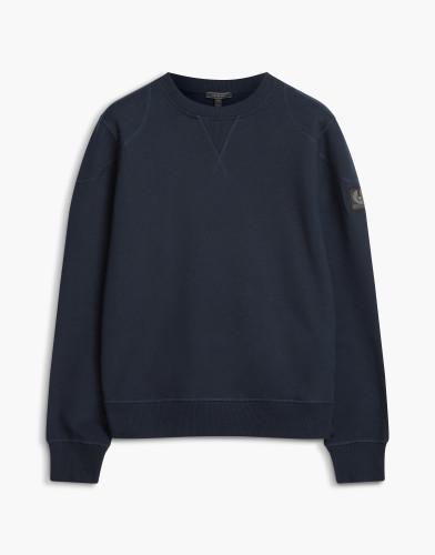 Belstaff - Jefferson Sweatshirt - £120  €125 $150 - Navy - 71130385j61a006680000.jpg