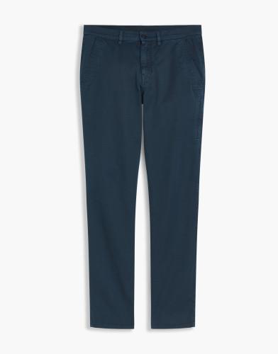 Belstaff - Elgar Trousers - £175 €195 $250 - Petrol Blue -_71100150D71B002990043.jpg