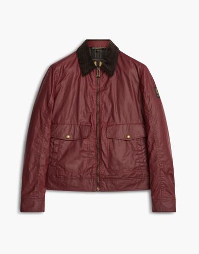 Belstaff - Mentmore Jacket - £450 €495 $595 - Cardinal Red - 71020598c61n015850001.jpg