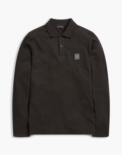 Belstaff - Selbourne Polo - £95 €110 $135 - Black - 71130386j61a005490000.jpg