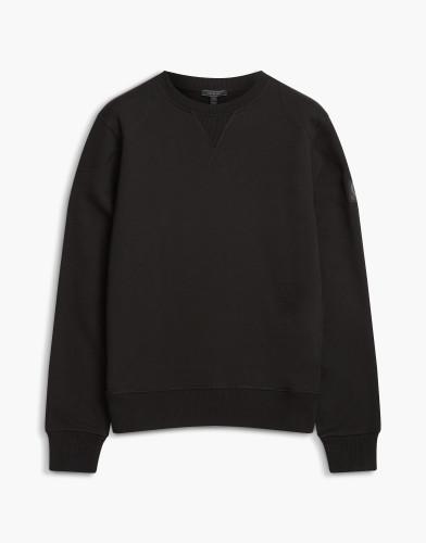 Belstaff - Jefferson Sweatshirt - £120  €125 $150 -Black - 71130385j61a006690000.jpg