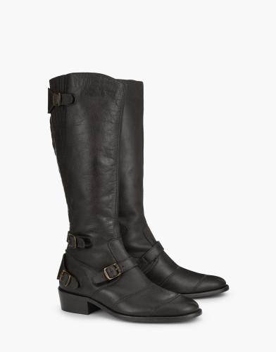 Belstaff - Trialmaster Boots - 595 550 695 - Black - 77851311L81A027390000ALT1-jpg