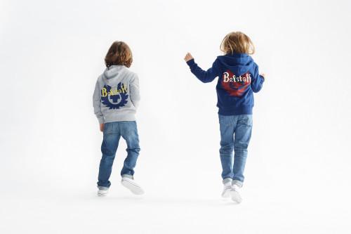 Belstaff Kids - Kingley Belstaff Hoody - L3-jpg