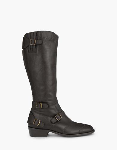 Belstaff - Trialmaster Boots - 595 550 695 - Black - 77851311L81A027390000-jpg