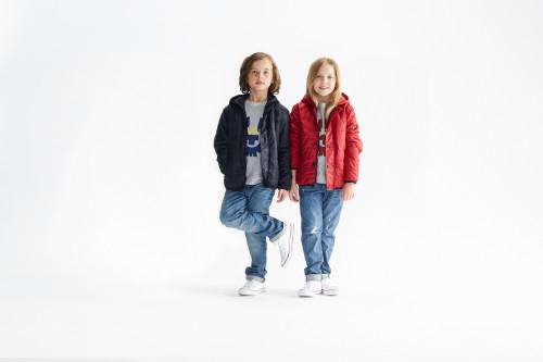 Belstaff Kids - Holland Coat  Hanway T-Shirt  - L6-jpg