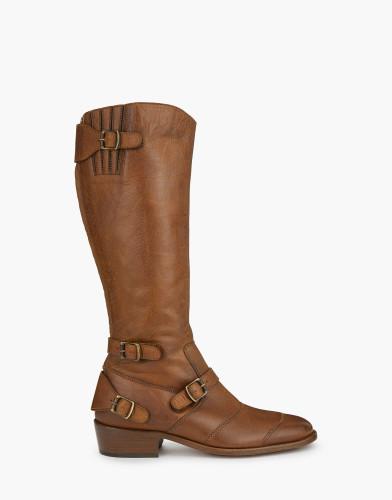 Belstaff - Trialmaster Boots - 595 550 695 - Cognac - 77851311L81A027370002-jpg