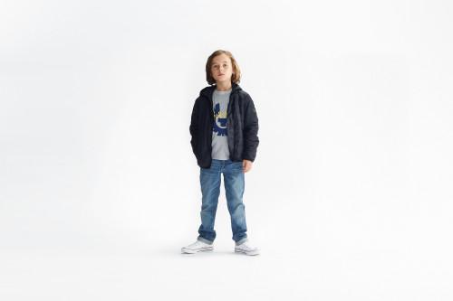 Belstaff Kids - Holland Coat  Hanway T-Shirt - L5-jpg