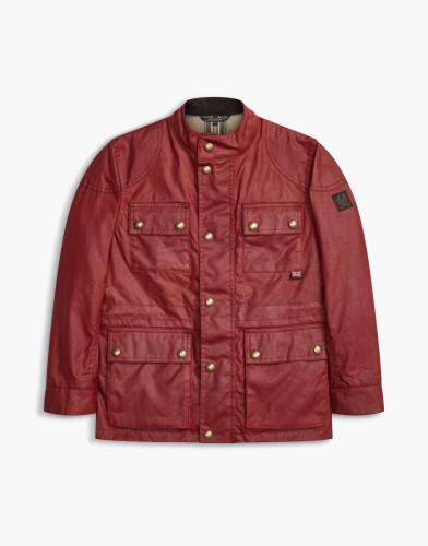 Belstaff Kids - Roadmaster - £325 €350 $425 - Cardinal Red - 73050003C61N015850004-jpg