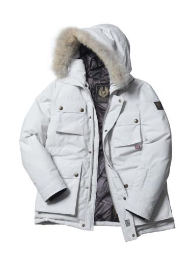 Belstaff X SOPHNET- - Roadmaster Down Jacket - £1095 €1195 $1395 - Grey Mist - 71050377c50n045890041-jpg
