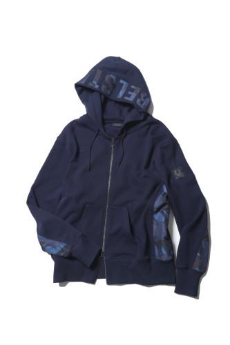 Belstaff x SOPHNET- - Eastbury Sweatshirt - £250  €275 $325 - Navy - 71130398j61a009380000-JPG