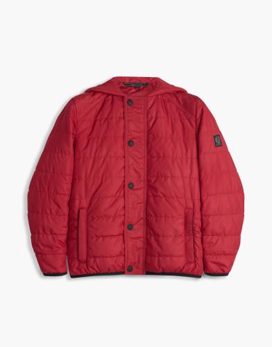 Belstaff Kids - Holland Padding Coat - £175 €195 $250 -Racing Red - 73020001c50n019250004-jpg