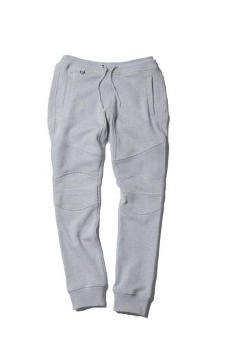 Belstaff X SOPHNET- - Aston Sweatpants - £150 €175 $275 - Grey Melange - 71100272j61a009390015-JPG