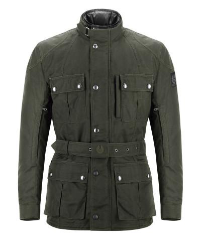 Belstaff PM - Snaefell Jacket - 750 E950 1250 - Green - 41050012C50A031190000-jpg