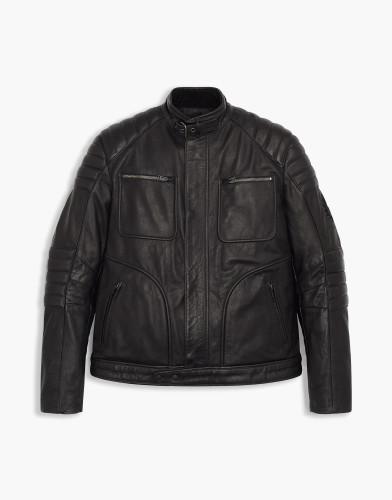 Belstaff PM - Raleigh Blouson - 850 E1095 1450 - Black - 41020039l81n018890000-jpg