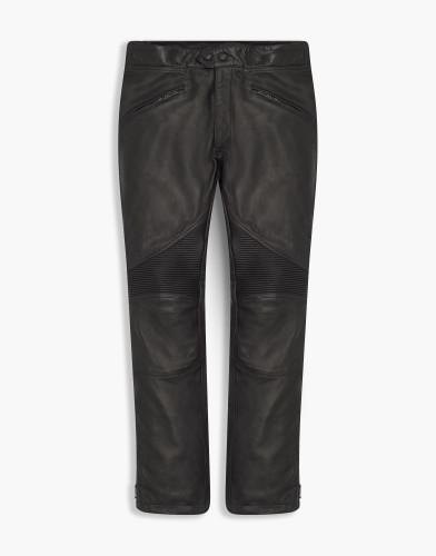 Belstaff PM - Ipswich Trousers - 550 E695 950 - Black - 41100009l81n018890000-jpg