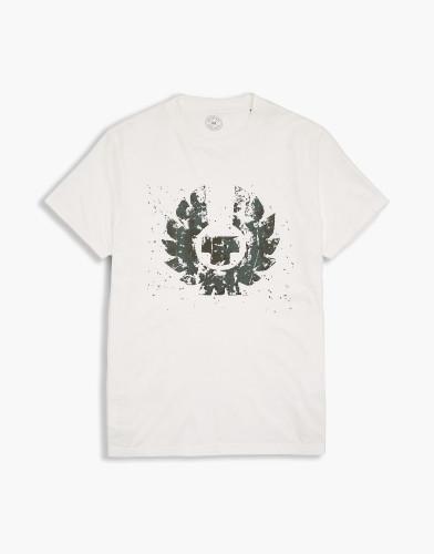 Belstaff PM - Myth T-Shirt -50 E65 95- Off White - 41140001j61n004110082-jpg