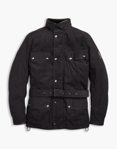 Belstaff PM - Snaefell Jacket - 750 E950 1250 - Black - 41050012C50A031190000-jpg
