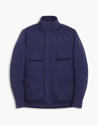 Belstaff - Bloodhound Jacket - £795 €795 $950  ¥124,500 - Dark Navy - 71050415C64A001180010-jpg