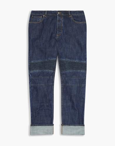 Belstaff PM - Villiers Denim Trouser - 295 E350 475 -Indigo-41100010d61a002180033-jpg