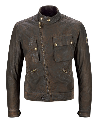 Belstaff PM - Imperial Blouson - 494 E625 795 - Dark Brown - 41020049 - C61A0181 - 60018-jpg