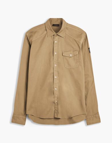Belstaff - Steadway Shirt - £150  €175 $225 - Cord - 71120157C61A035410028-jpg