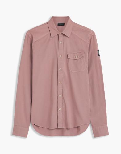 Belstaff - Steadway Shirt - £150  €175 $225 - Ash Rose - 71120157C61A035440065-jpg