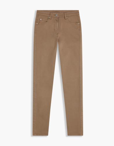 Belstaff - Maryon Trousers - £195 €225 $275 -Dark Sisal - 72100297D64A005310140-jpg