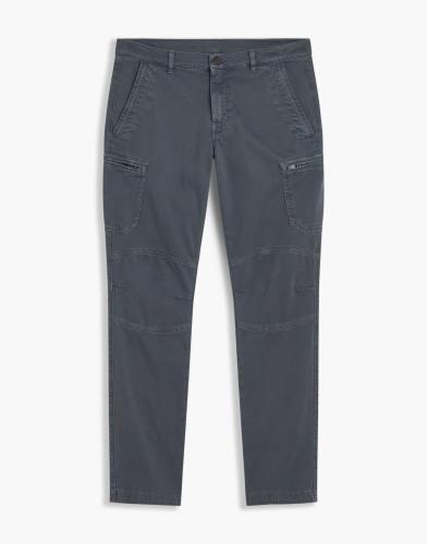 Belstaff - Larsson Trousers - £250 €275 $325 - Steele Blue - 71100321C71B035780006-jpg