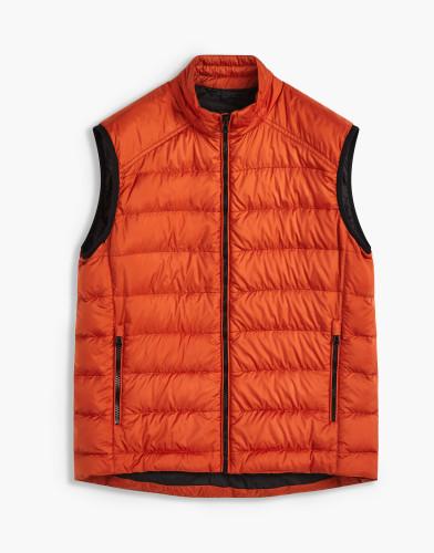 Belstaff - Rodings Vest - £250 €250 $350 - Bright Tamarind - 71070075C50N036670032-jpg
