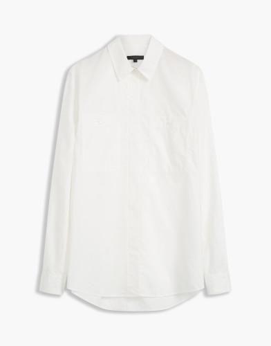 Belstaff - Molly Shirt - £225 €250 $295 - Sunbleached White - 72120183C61N042110049-jpg