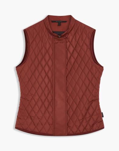 Belstaff - Westwell Waistcoat - £195 €250 $295 - Carnelian Red - 72070053C50N019250014-jpg