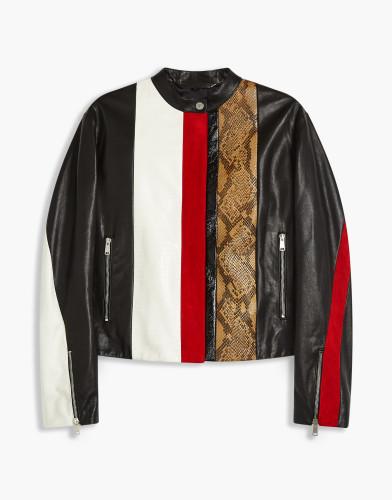 Belstaff - Indonna Blouson - £1795 €1995 $2350 - Black Beige Camel Red - 72020347L81B042709145-jpg