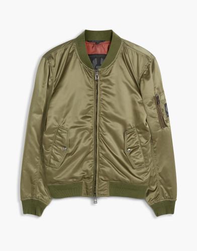 Belstaff - Washburn Blouson - £495 €550 $650 - Slate Green - 71020634C50N034920065-jpg