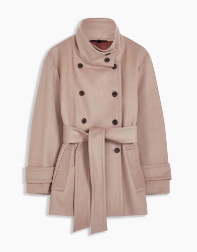 Belstaff - Bridstone Coat - £795 €895 $995 - Ash Rose - 72010292C67N015140065-jpg