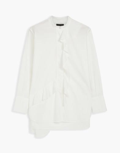 Belstaff - Mora Shirt - £375 €395 $475 - Sunbleached White - 72120182C61N042110049-jpg