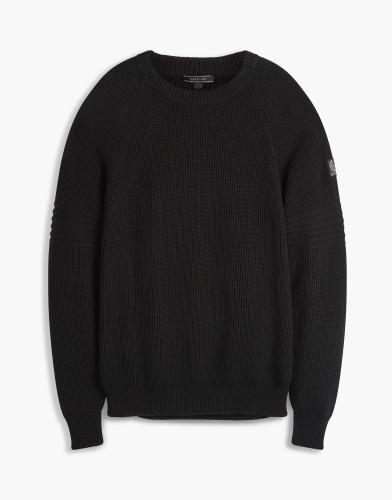 Belstaff - Hurtstone Knit - £195 €225 $275 - Black - 71130422K61A004490000-jpg