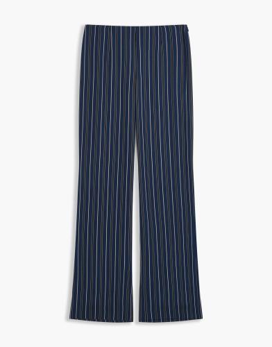 Belstaff - Madalyn Trousers - £375 €395 $475 - Admiral Blue - 72100301C50N050080107-jpg