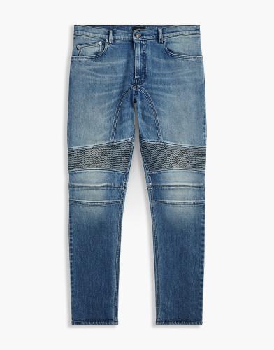 Belstaff - Eastham Trousers - £275 €295 $350 - Light Wash Indigo - 71100317D64B005180099-jpg