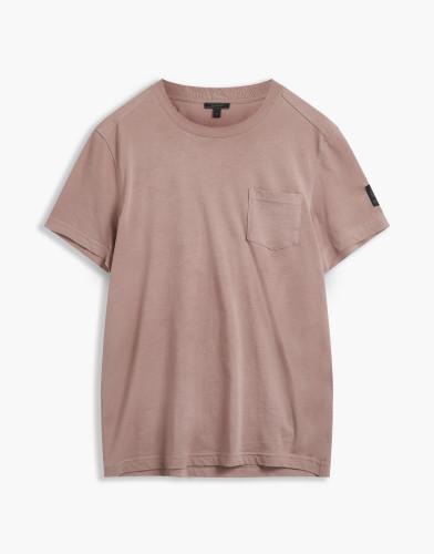 Belstaff - New Thom T-Shirt - £70 €75 $90 - Ash Rose - 71140178J61A006740065-jpg