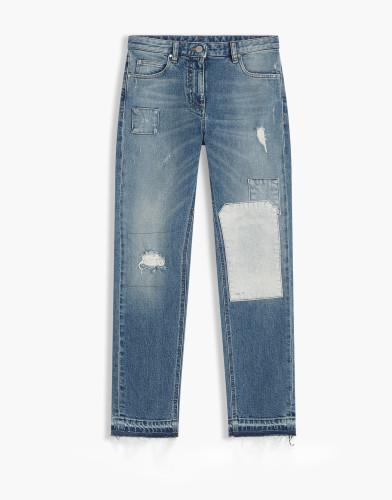 Belstaff - Cardwell Jeans - £275 €295 $350 - Stone Wash Indigo - 72100294D64E005180127-jpg