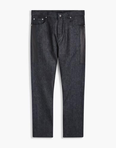 Belstaff x SOPHNET. - Paynther Trousers - £225 €250 $295 - Indigo - 71100307D64N004880033-jpg