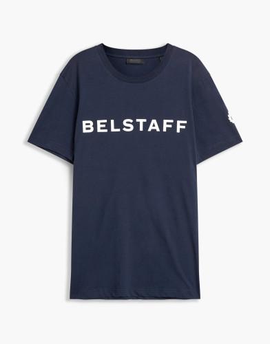 Belstaff x SOPHNET. - Hynton T-Shirt - £70 €75 $90 -Navy -71140200J61A006780000-jpg