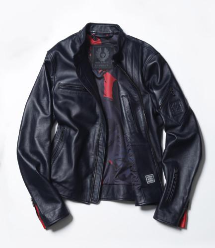Belstaff x SOPHNET. - Hempston Jacket - £1195 €1295 $1595 - Navy - i-jpg