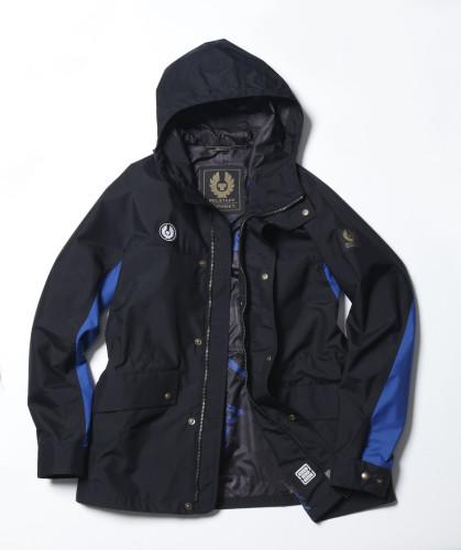 Belstaff x SOPHNET. - Kersbrook Jacket - £550 €595 $695 - Black-jpg