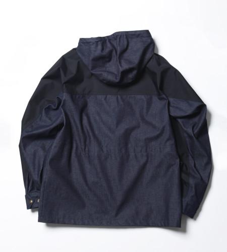 Belstaff x SOPHNET. - Kersbrook Jacket - £550 €595 $695 - Indigo back-jpg