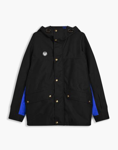 Belstaff x SOPHNET. - Kersbrook Jacket - £550 €595 $695 - Black - 71030129C50N049690000-jpg
